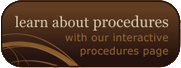 learn about procedures with our interactive procedures page